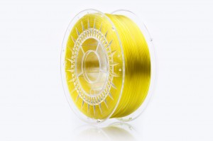 Filament Print-me Swift PET-G Yellow Glass 1Kg 1,75mm