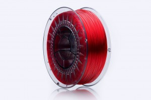Filament Print-me Swift PET-G Rubin Red 1Kg 1,75mm