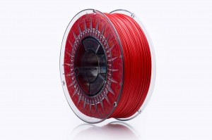 Filament Print-me Smooth ABS + (PC/ABS) Cherry Red 0,85Kg 1,75mm