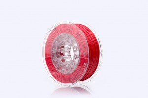 Filament Print-me Smooth ABS + (PC/ABS) Cherry Red 0,2Kg 1,75mm